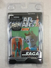 STAR WARS THE SAGA COLLECTION CLASSIC A NEW HOPE GREEDO UNPUNCHED
