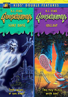 Goosebumps: Scary House + Chillogy [New DVD] Usually ships within 12 hrs!!