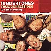 The Undertones - True Confessions (Singles = A's & B's, 1999) - 2 DISC SET