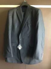 Oliver Brown Men's 100% Wool Suit - Size 46L