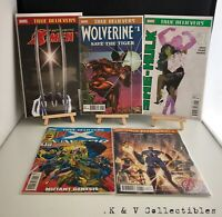 Marvel True Believers Bundle (Mixed Years) BAGGED & BOARDED