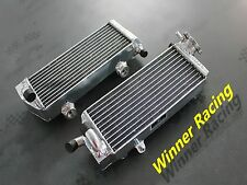 Braced aluminum alloy radiator KTM 125/200/250/300 SX/EXC/MXC 2008-2012 2011 09