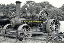 rp13710 - Steam Traction Engine - photograph