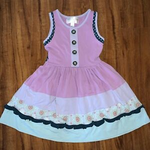 Girls Matilda Jane  dress 4