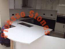 kitchen worktops White   Mirror Fleck  Sample £1