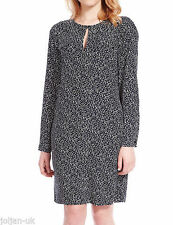 Marks and Spencer Women's Viscose Long Sleeve Tunic Dresses