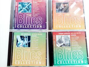 The Blues Collection - CD BUNDLE Vol 03 - 06 (Music CDs 1995)
