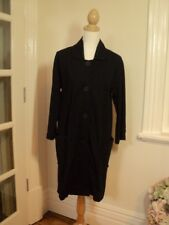 mela purdie black coat SELECT  thick weight