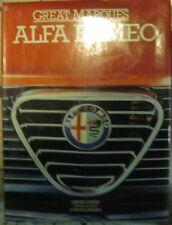 * Great Marques - Alfa Romeo - David Owen - GTA - GTam 33 - Sprint Speciale