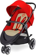 CYBEX GOLD  Buggy Agis M Air 3 , Autumn Gold/burnt red