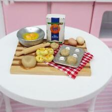 Mini Doll Living Room Kitchen Furniture Accessories for 1:12 Doll house Miniatur