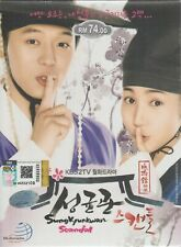Korean Drama DVD Sungkyunkwan Scandal (2010) English Subtitle Free Shipping