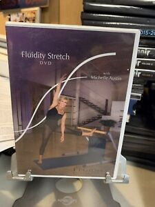 Fluidity Stretch NEW DVD Michelle Austin 26 Mins Workout Fitness Exercise