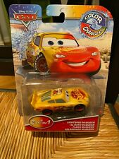Disney Pixar Cars Color Changers Lightning McQueen-2020 version-New in Package!