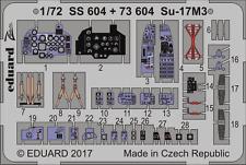 Eduard Zoom SS604 1/72 osipovič SUCHOJ Su-17M3 modelsvit