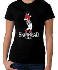 Skinhead Girl Dancer Women's T-Shirt