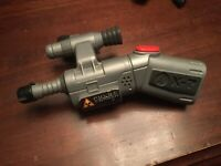 VINTAGE ACTION MAN SUPER LARGE GUN PULSE CANNON X-7 Untested