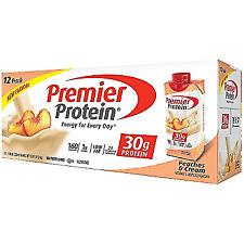 Premier Protein Shake Peaches & Cream