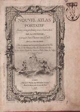 Nouvel atlas portatif. R. De Vaugondy. Ed. Fortin. 1778. STO6