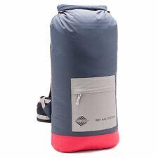 Aqua Quest Rio 40L Waterproof Backpack Dry Bag - Charcoal