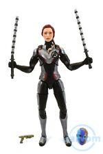 """Marvel Legends 6"""" Inch Target 2-Pack Avenger Endgame Black Widow Loose Complete"""