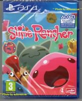Slime Rancher (EXCLUSIVE CONTENT: Slime Toy & Fashion Set) 'New & Sealed' *PS4*