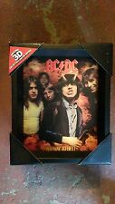 AC/DC - 3D LENTICULAR POSTER - NEW