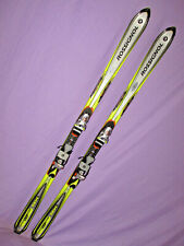 Rossignol T-Power 9X carving skis 174cm with Rossignol 140 Axial ski bindings ~~