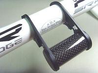 light carbon Computer mount Bike Stem handlebar Speedometer Bracket Extend