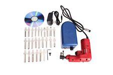 Electric 25 Pins Lock Pick Tool Dimple Lock Bump Locksmith Tool Set Track Number