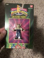 Mighty Morphin Power Rangers Evil Space Aliens Finster
