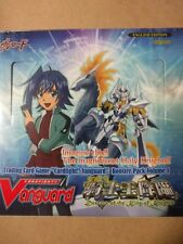 CARDFIGHT!! VANGUARD Descent of the King of Knights Booster Box