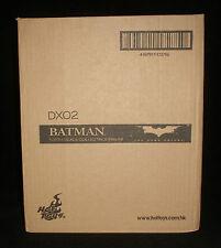 Hot Toys BATMAN DARK KNIGHT MMS DX02 with Shipper *RARE*see photos/description