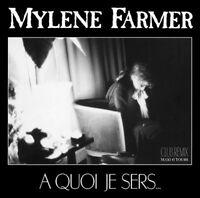 "Mylène Farmer 12"" A Quoi Je Sers... - Edition 2018 - France (M/M)"