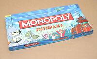 Futurama Monopoly Board Game Collectors Edition (100% Complete)
