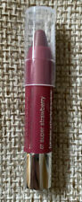 Clinique Chubby Stick 07 Super Strawberry Travel Size - Moisture Lip Colour Balm