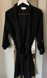 Patrizia Pepe Black Jacket. Size IT 46. UK 14. New!