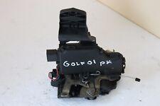 VW GOLF MK4 IV DOOR LOCK FRONT RIGHT # 3B1837015A