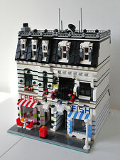 Modular Bakery/Fishmonger recipe per LEGO (si adatta a 10197 10211 10224)