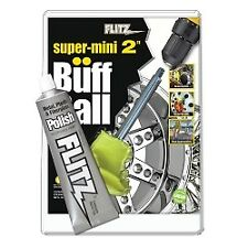 "Flitz SM10250-50 2"" Super Mini Buff Ball with Free Flitz Polish"