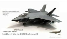 1/72 F-35C Lightning II US Navy mit 2 stücke Lenkflugkörper Missile -7