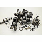 02 Honda Rubicon 500 4x4 Transmission Complete Shift Forks & Drum TRX500FA