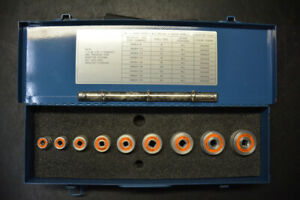 Daniels Manufacturing CM-S-264 Adapter Tool Set