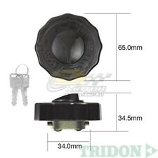 TRIDON FUEL CAP LOCKING FOR Holden Rodeo Diesel RA03 11/02-01/07 4 3.0L TFL308
