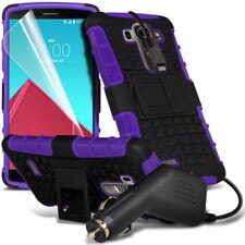Fundas Para LG K10 color principal morado para teléfonos móviles y PDAs