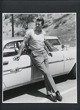 HANDSOME ROCK HUDSON - 1950s PUBLICITY SHOT