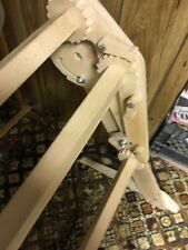 Quilting Rack - 8' Wood very good condition one owner *For Local Pickup Only*