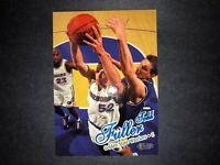 1997-98 FLEER ULTRA BASKETBALL TODD FULLER #95 GOLDEN STATE WARRIORS NBA CARD FS