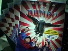 Dumbo (Blu-ray Disc, 2019) DISNEY - Bluray Only - Opened - Unwatched Bluray
