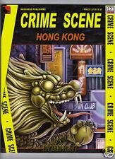 CRIME SCENE HONG KONG D20 Modern Sourcebook RPG (NEW)